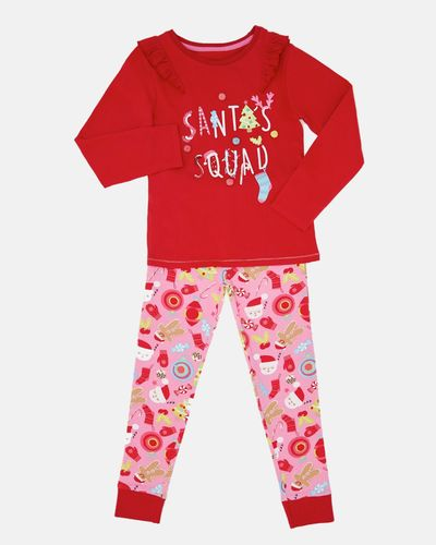 Christmas Slogan Pyjamas