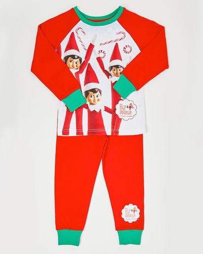 Elf On The Shelf Pyjamas