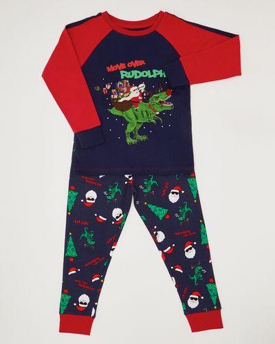 Christmas Dino Pyjamas
