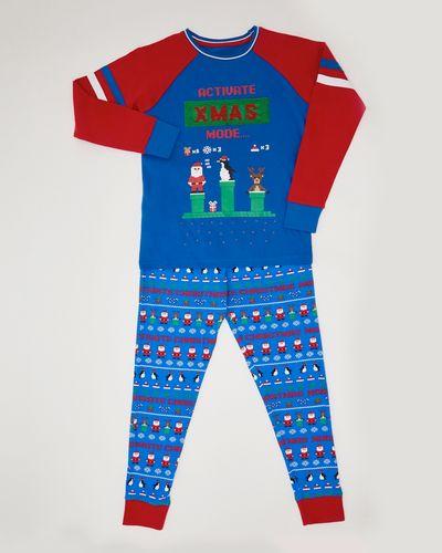 Christmas Game Pyjamas
