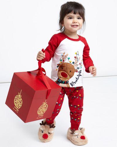 Reindeer Family Pyjamas (6 months-14 years)