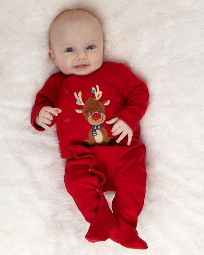 Reindeer Family Sleepsuit (Newborn-18 months)