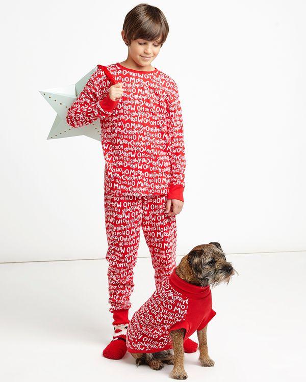 Kids HOHOHO Family Pyjamas (6 months-14 years)