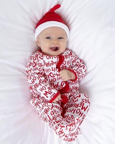 Kids HOHOHO Family Sleepsuit (Newborn-18 months)