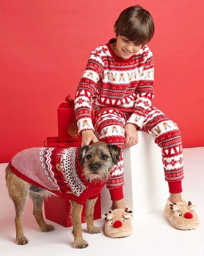 Christmas Family Fair Isle Pyjamas