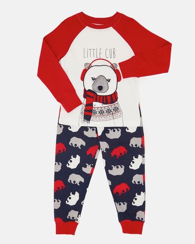 Bear Family Pyjamas (6 months-14 years)