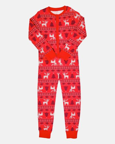 Christmas Family Fairisle Onesie