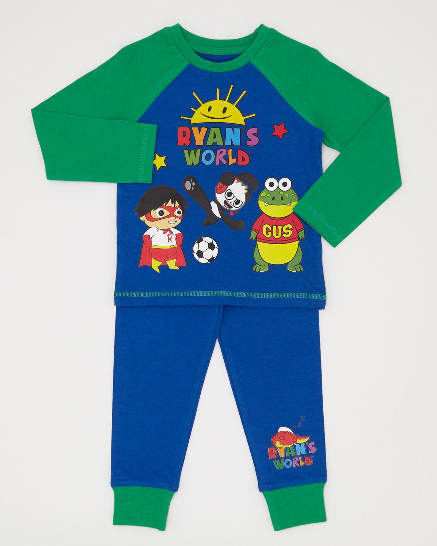 cheap for discount c914f aa356 Ryan's World Pyjamas
