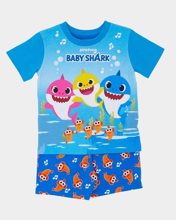 Baby Shark Short Set