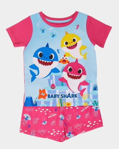 Baby Shark Short Pyjamas thumbnail