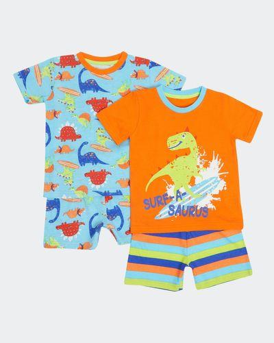 Short Pyjama Set - Pack Of 2 (6 months-4 years)