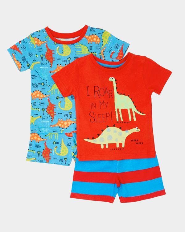 Short Pyjama Set - Pack Of 2