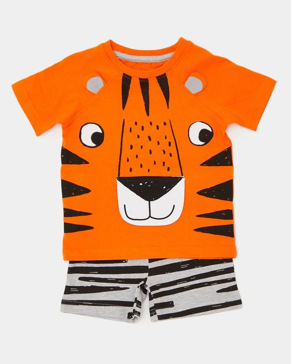 Tiger Short Set (6 months-4 years)