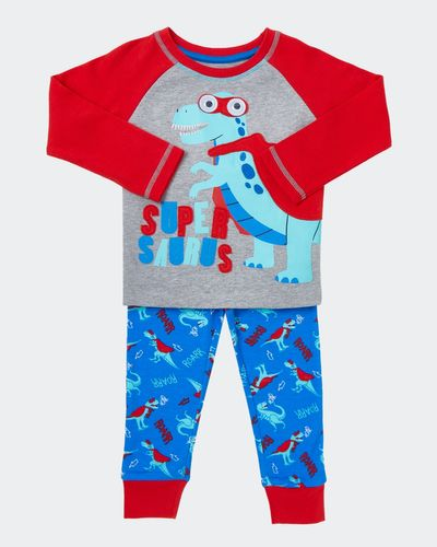Supersaurus Pyjamas (6 months-4 years) thumbnail