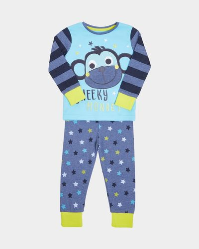 Monkey Pyjamas (6 months-4 years) thumbnail