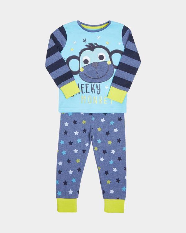 Monkey Pyjamas (6 months-4 years)