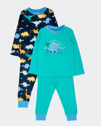 Baby Boys Pyjamas - Pack Of 2 (6 months - 4 years)