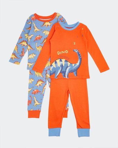 Boys Pyjamas - Pack Of 2