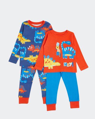 Baby Boys Pyjamas - Pack Of 2 (6 months - 4 years)