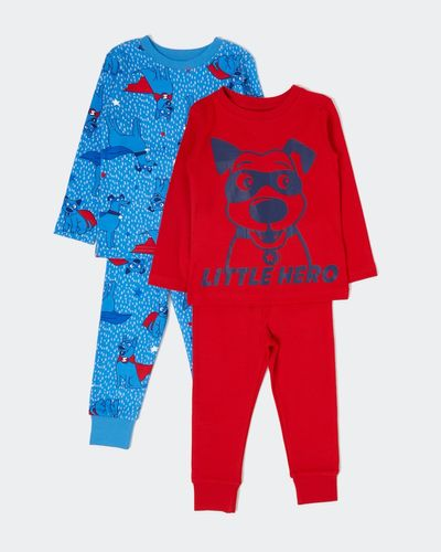 Baby Boys Pyjamas - Pack Of 2 thumbnail