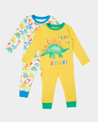 Baby Boys Pyjamas - Pack Of 2
