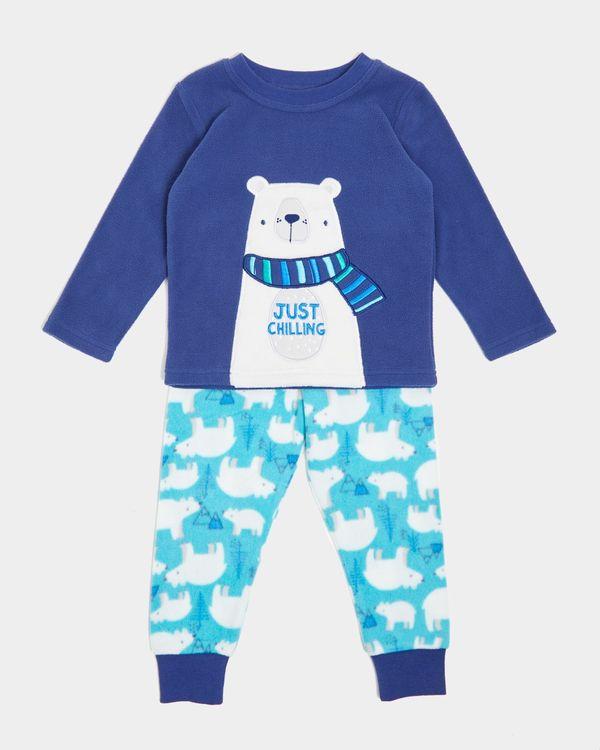 Baby Boys Fleece Pyjamas (6 months-4 years)