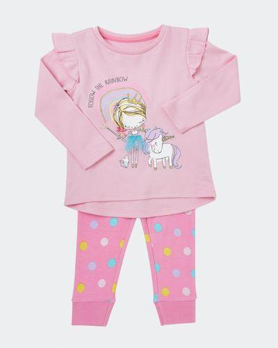 Unicorn Pyjamas (6 months-4 years) thumbnail