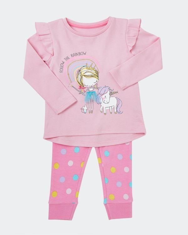Unicorn Pyjamas (6 months-4 years)