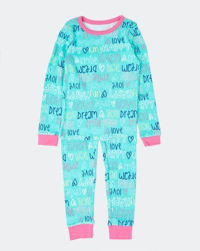 Knit Pyjama Set (2-14 Years)