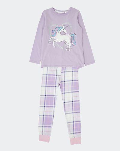 Jersey Pyjamas (2-14 Years) thumbnail