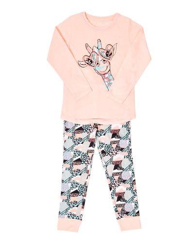 Jersey Pyjamas - Giraffe