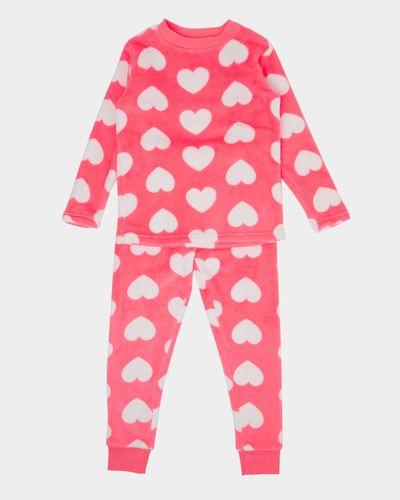 Fluffy Pyjamas