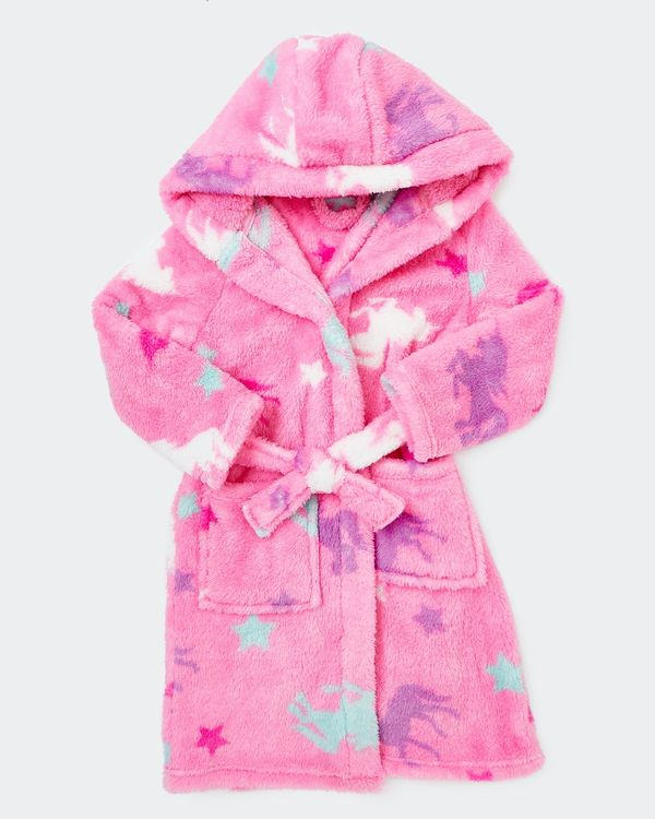 Girls Robe (12 months - 14 years)