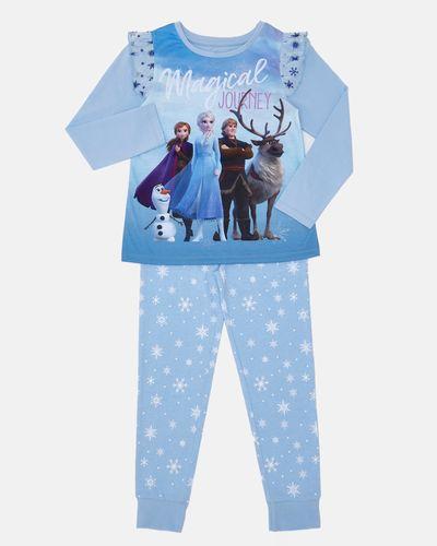 Girls Frozen Pyjamas