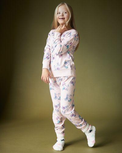 Minky Fleece Pyjamas (2-14 years) thumbnail