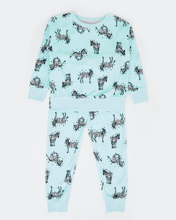 Minky Fleece Pyjamas (2-14 years)