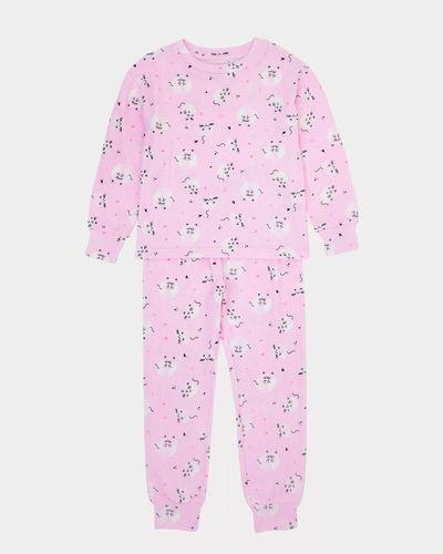 Girls Soft Touch Pyjamas (2-14 years)