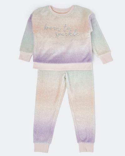 Sparkle Fleece Pyjamas (2-14 years)