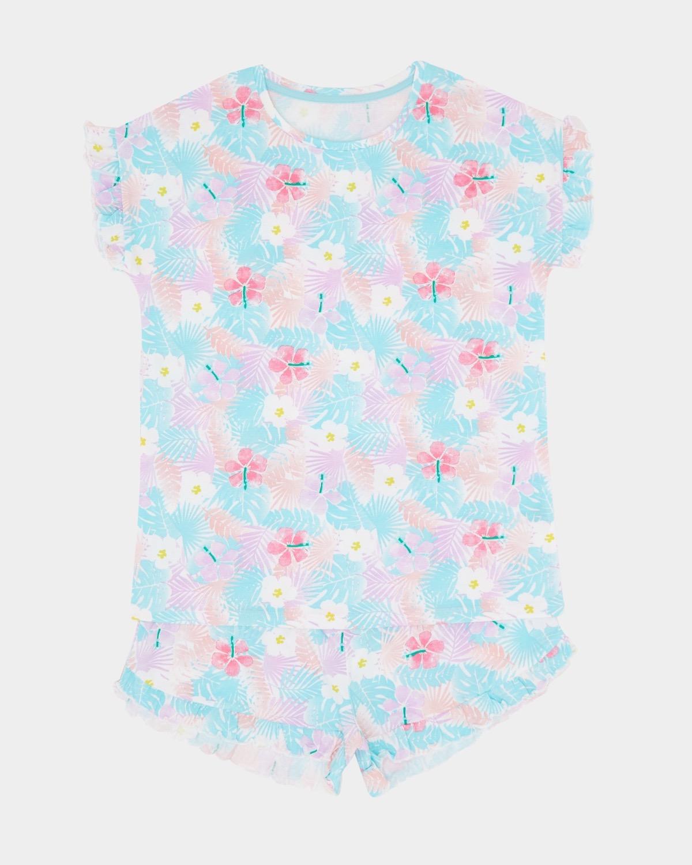 Print Short Pyjama Set (8-14 years)