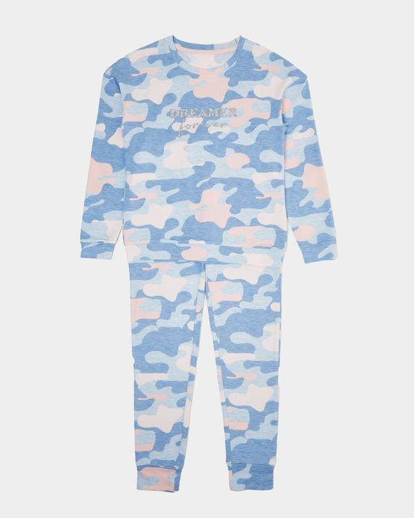 Girls Soft Touch Twosie Pyjamas (7-14 years)