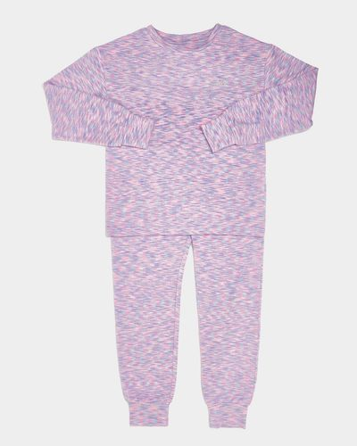 Space Dye Snit Pyjamas (7-14 years)