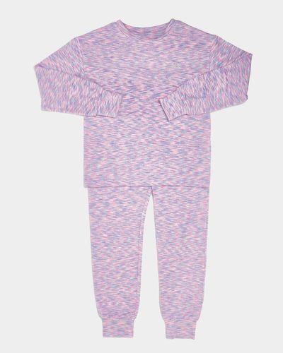 Space Dye Snit Pyjamas (7-14 years) thumbnail