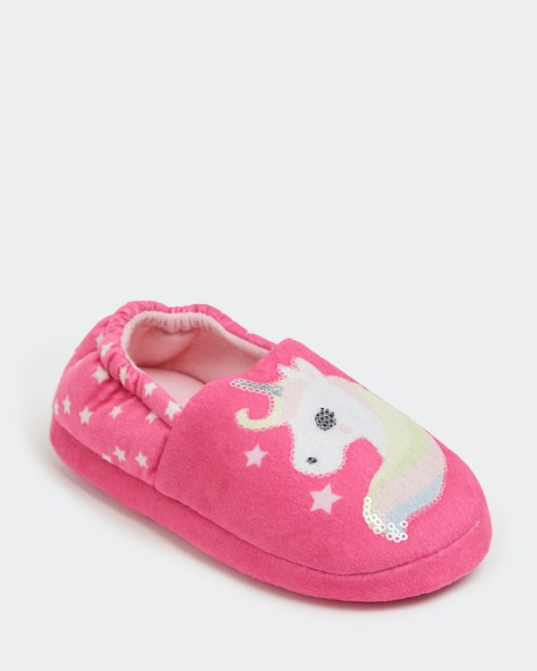 Girls Slippers (Size 8-5)