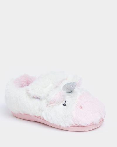 Toddler Unicorn Slipper