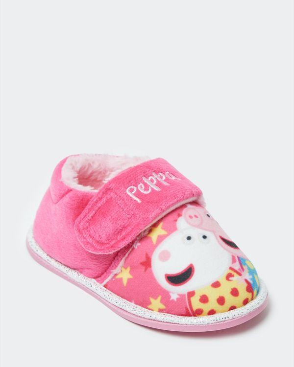 Peppa Slipper (Size 4-10)