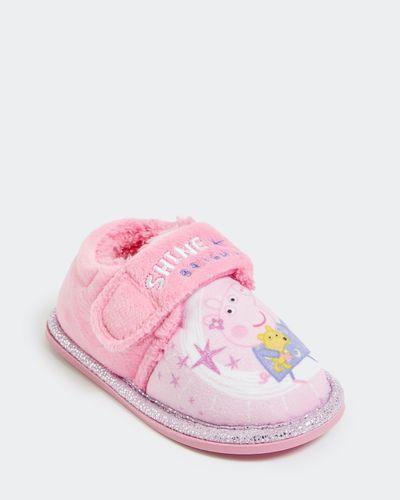 Peppa Slipper (Size 4 Infant - 10)
