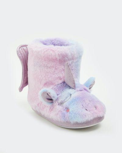 Unicorn Bootie