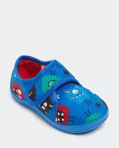 Baby Boys Novelty Slippers (Size 4-8) thumbnail