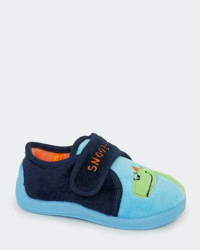 Baby Boys Novelty Slippers thumbnail