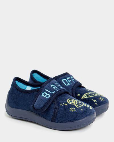 Baby Boys Novelty Slippers